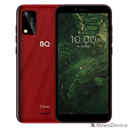 Мобильный телефон BQ 5745L Clever Red