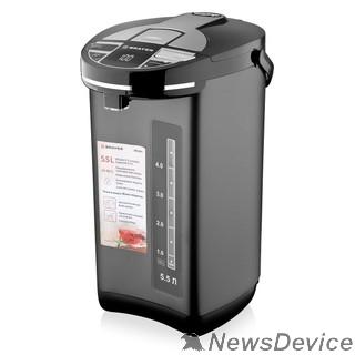 Чайник BRAYER 1091BR Термопот,1450 Вт, 5,5 л, 2 спос.подач.воды, LCD-дисп, поддерж.темпер,блокировка
