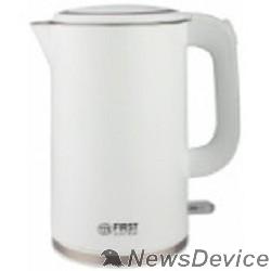 Чайник FIRST FA-5407-2-WI 5407-2-WI Чайник , 2200 Вт.Корпус с двойными стенками.Емкость: 1.7 л