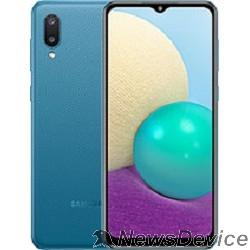 Мобильный телефон Samsung Galaxy A02 1/32GB (2021) SM-A022G blue (синий) SM-A022GZBBSER