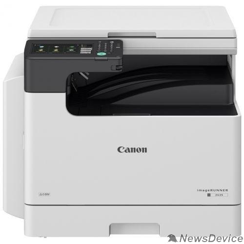 Принтер CANON imageRUNNER 2425 MFP (4293C003) ЧБ, А3, с крышкой, 25 копий/мин, USB, Ethernet, Wi-Fi, duplex, без тонера
