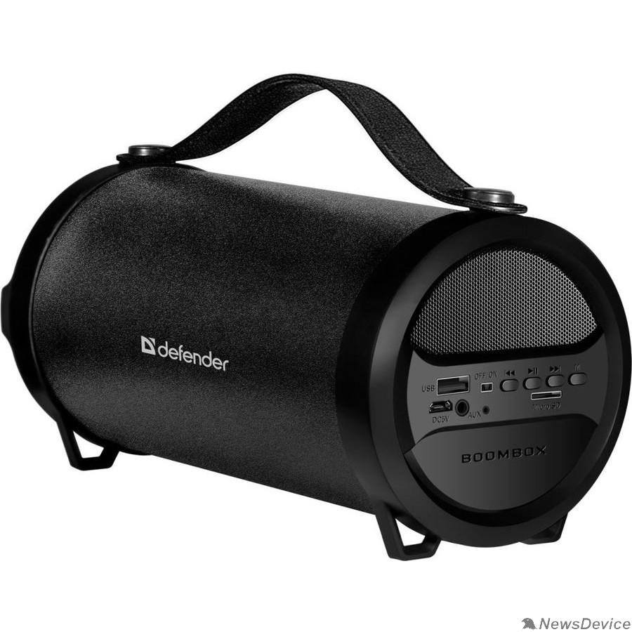 Колонки Defender G24 10Вт, BT/FM/TF/USB/AUX/1500мАч 65124