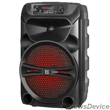 Колонки Defender G110 12Вт, Light/BT/FM/USB/LED/AUX 65110