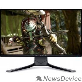 "Монитор LCD Dell 24.5"" AW2521HFLA ALIENWARE black (IPS, 1920x1080, 16:9, 178/178/, 400cd/m2, 1000:1, 1ms, 240Hz, 2xHDMI, DP, USB HUB) (2521-5311)"