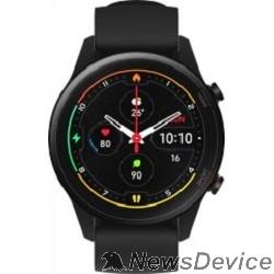 Умные часы Xiaomi Mi Watch Black BHR4550GL