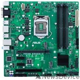 Материнская плата Asus PRIME B365M-C/CSM Soc-1151v2 Intel B365 4xDDR4 mATX AC`97 8ch(7.1) GbLAN+VGA+HDMI+DP