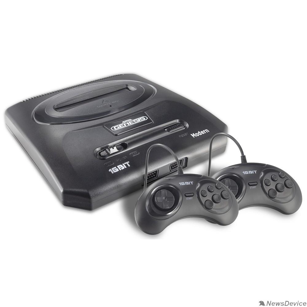 Игровые приставки SEGA Retro Genesis Modern + 300 игр + 2 джойстика ConSkDn92
