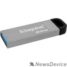 Носитель информации Kingston USB Drive 64GB USB 3.2 DTKN/64GB
