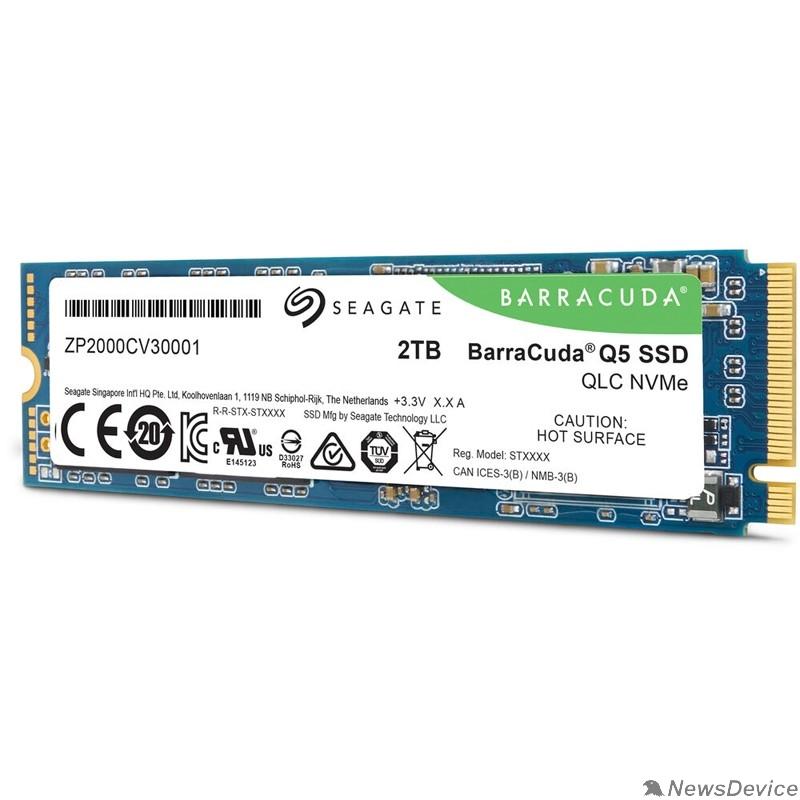 накопитель SSD жесткий диск M.2 2280 2TB ZP2000CV3A001 SEAGATE