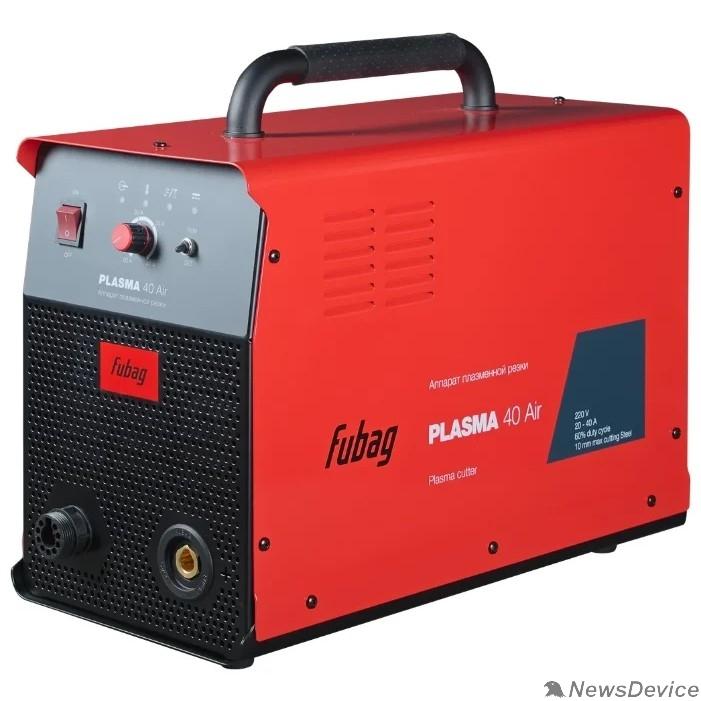 Сварочное оборудование, Инверторы FUBAG Аппарат плазменной резки PLASMA 40 AIR (31461) + горелка FB P40 6m (38467) + Защитный колпак для FB P40 AIR (2 шт.) (FBP40_RC-2) 31461.1