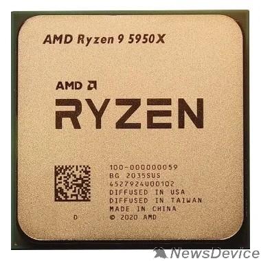 Процессор CPU AMD Ryzen 9 5950X OEM