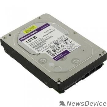 "Жесткий диск 10TB WD Purple (WD102PURX) Serial ATA III, 7200- rpm, 256Mb, 3.5"""