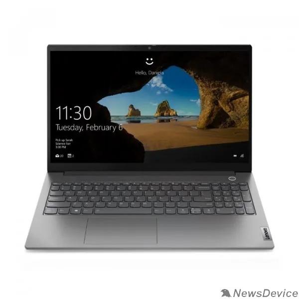 """Ноутбук Lenovo ThinkBook 15 G2 ARE20VG006GRU Grey 15.6"""" FHD Ryzen 5 4500U/8Gb/512Gb SSD/DOS"""