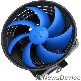 Вентиляторы PCCooler Q121 V2  Кулер  S775/115X/AM2/AM3/AM4/FM1/FM2 (72 шт/кор, TDP 68W, вент-р 120мм, 1500RPM, 16,5dBa) Retail Color Box