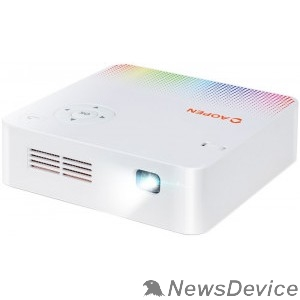 Проектор Acer Aopen PV10 MR.JRJ11.001 Проектор  LED WVGA 300Lm 5000:1 HDMI USB Wifi 0.4Kg EURO/UK/Swiss EMEA