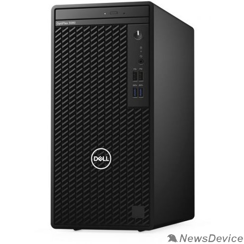 Компьютер DELL OptiPlex 3080 3080-5153 MT i5-10500/8Gb/256Gb SSD/DVDRW/Linux/k+m