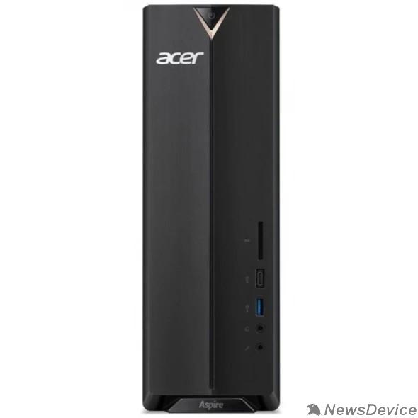 Компьютер Acer Aspire XC-895 SFF i3 10100/8Gb/1Tb /Endless/черный DT.BEWER.008
