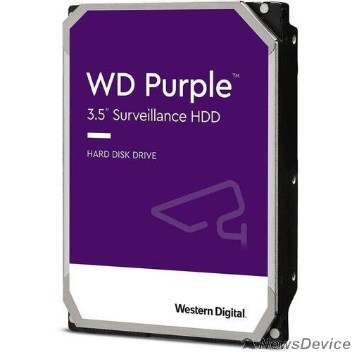 "Жесткий диск 6TB WD Purple (WD62PURZ) Serial ATA III, 5400- rpm, 128Mb, 3.5"""