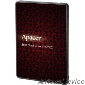 накопитель Apacer SSD 256GB AS350X AP256GAS350XR-1 SATA3.0