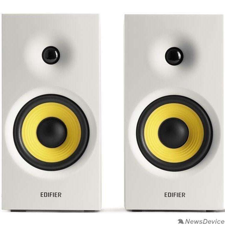 Колонки Edifier R1042BT White Активные, 2 x 21W RMS, 67-20000Гц, Bluetooth 5.0