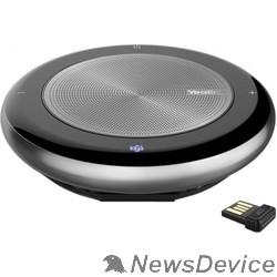 VoIP-телефон YEALINK CP900 with dongle Teams, USB, Bluetooth, встроенная батарея, 6 встр микрофонов, BT50 в комплекте, шт