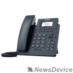 VoIP-телефон YEALINK SIP-T30P, 1 аккаунт, PoE, без БП, шт