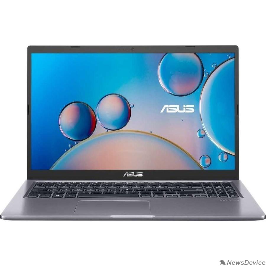"Ноутбук ASUS VivoBook A516JA-BQ463 90NB0SR1-M10090 Grey 15.6"" FHD i3-1005G1/8Gb/256Gb SSD/DOS"