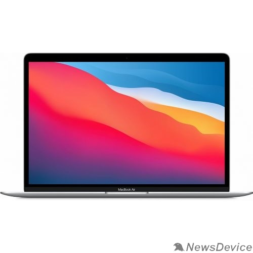 Ноутбук Apple MacBook Air 13 Late 2020 Z12800049, Z128/4 Silver 13.3'' Retina (2560x1600) M1 chip with 8-core CPU and 8-core GPU/16GB/1TB SSD (2020)