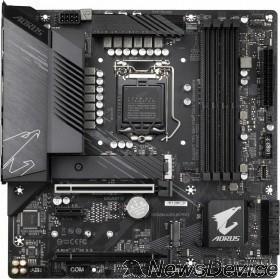 Материнская плата Gigabyte B560M AORUS PRO RTL LGA 1200, Intel B560, mATX