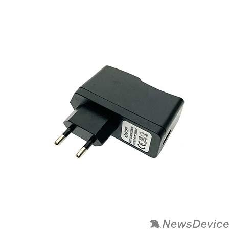 Компьютер Raspberry 45146 Зарядное устр-во Адаптер Espada E-03AUSB, 220В на 5В/3А, с кабелем micro USB 1.5м