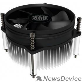 Вентилятор Cooler Master I50C PWM, Intel 115*, 84W, AlCu, 4pin