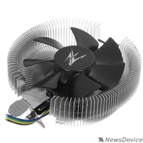 Вентилятор Устройство охлаждения(кулер) Zalman CNPS80G Rev.1 Soc-AM4/AM3+/1150/1151/1200 4-pin 19-25dB Al 65W 180gr Ret