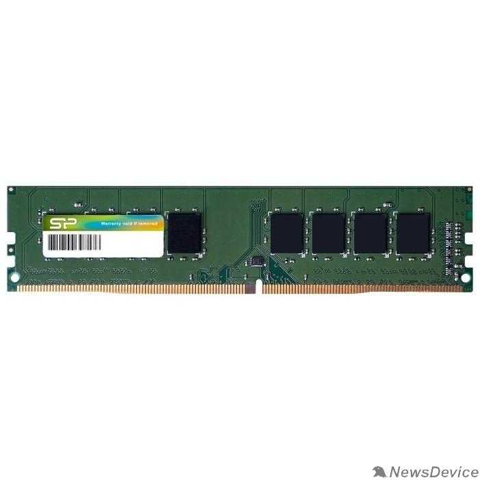 Модуль памяти Silicon Power DDR4 DIMM 16GB SP016GBLFU266B02/F02   PC4-21300, 2666MHz