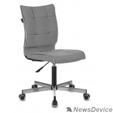 Офисное кресло или стул Кресло Бюрократ CH-330M Morris-1 гусин.лапка крестовина металл 1485413