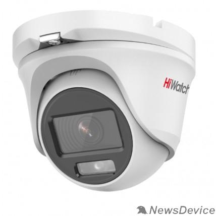 Видеонаблюдение HiWatch DS-T203L (2.8 mm) Камера видеонаблюдения