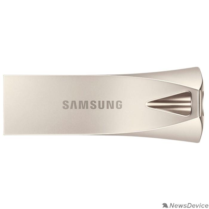 носитель информации Флеш накопитель 32GB SAMSUNG BAR Plus, USB 3.1, серебристый MUF-32BE3/APC