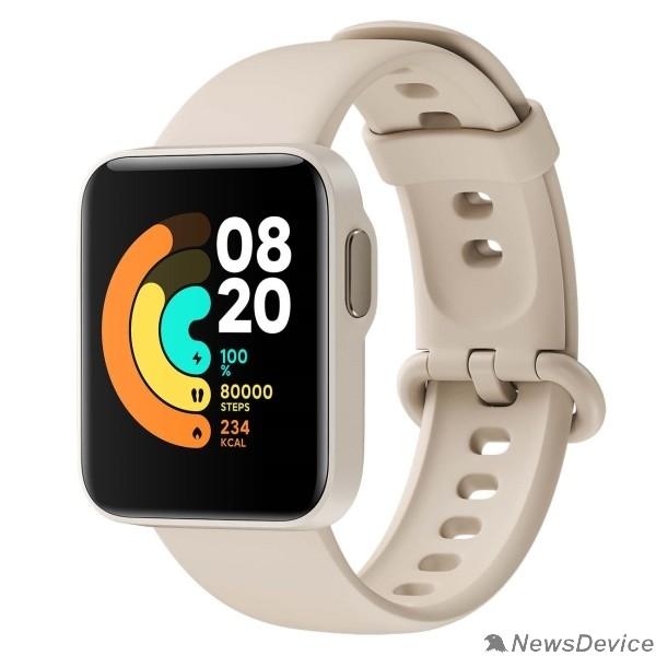 Умные часы Xiaomi Mi Watch Lite RU (Ivory) BHR4706RU