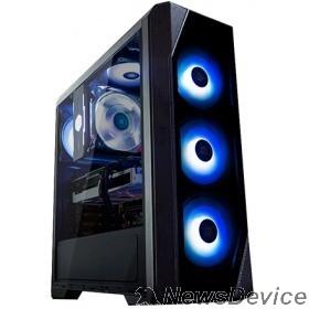 Корпус Корпус Zalman N5 TF черный без БП ATX 5x120mm 2xUSB2.0 1xUSB3.0 audio bott PSU