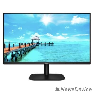 "Монитор LCD AOC 27"" 27B2AM черный VA 1920x180 75hz 4ms 178/178 250cd 4000:1 8bit(6bit+FRC) D-Sub HDMI1.4 AudioOut VESA"