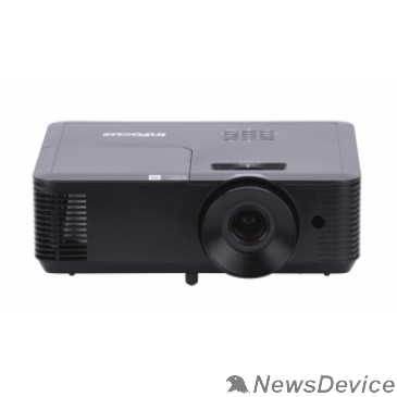 Проектор INFOCUS IN116bb DLP 3800Lm WXGA (1.54-1.72:1) 30000:1 2xHDMI1.4 D-Sub S-video AudioIn AudioOut USB-A(power) 10W 2.6 кг