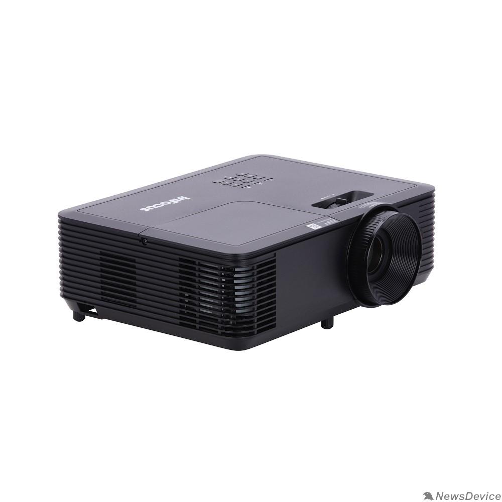 Проектор INFOCUS IN114aa DLP 3800Lm XGA (1.94-2.16:1) 30000:1 HDMI1.4 D-Sub S-video AudioIn AudioOut USB-A(power) 3W 2.6 кг