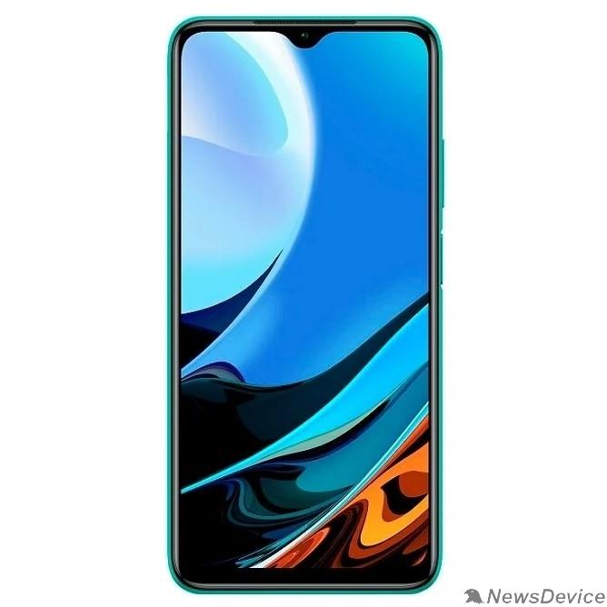 Смартфон/акссесуар Xiaomi Redmi 9T 4/64GB Ocean Green 31186