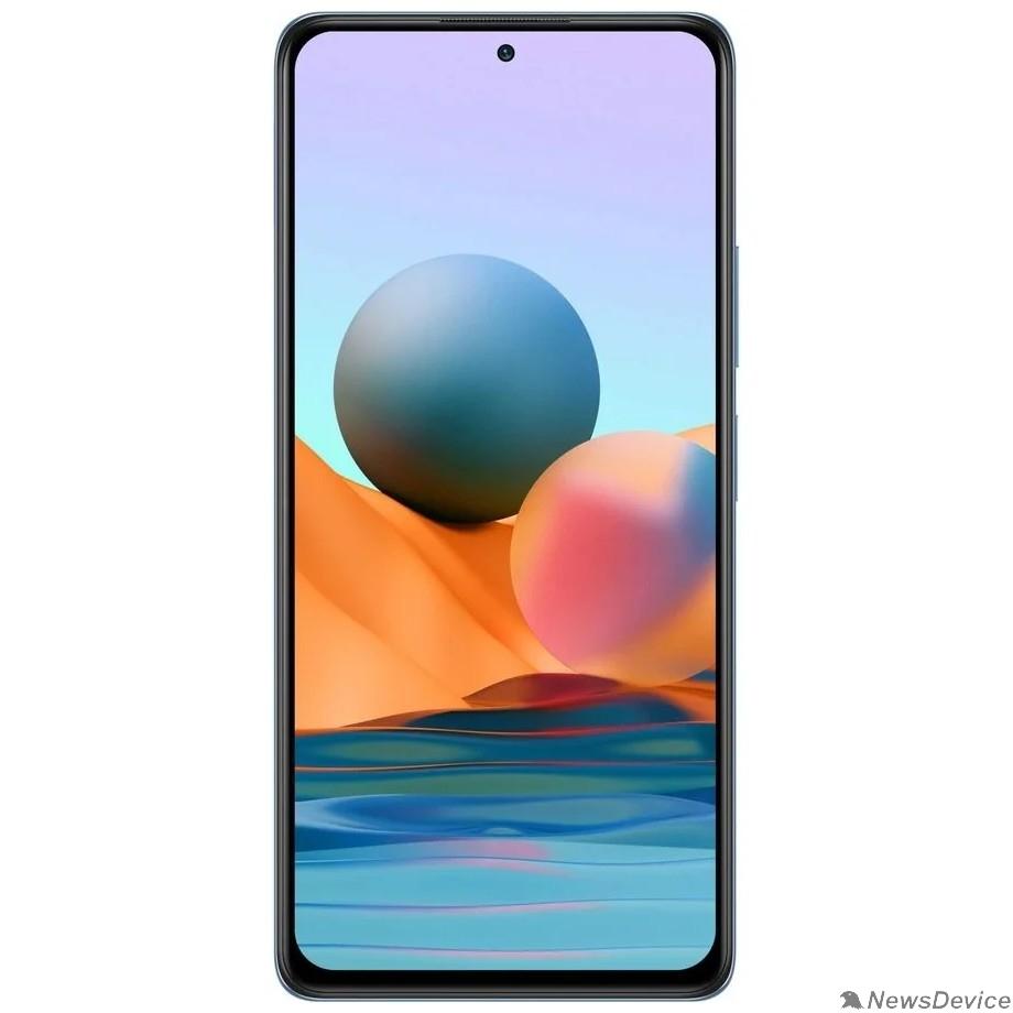 Смартфон/акссесуар Xiaomi Redmi Note 10 Pro glacier GLACIER Blue 33192