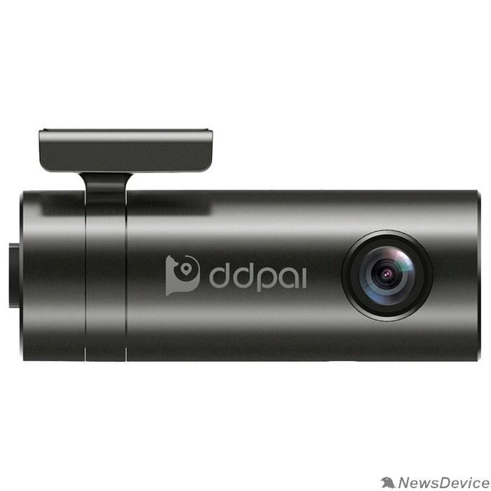 видеорегистратор Видеорегистратор Xiaomi (Mi) DDPai mini Dash Cam GLOBAL, черный 6934915201167