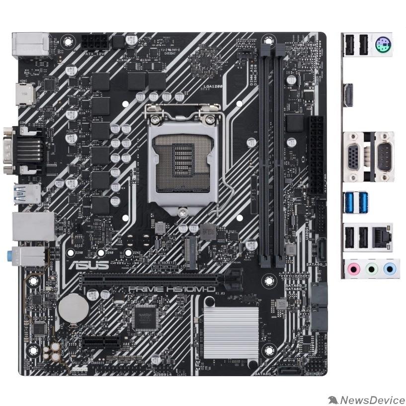 Материнская плата Asus PRIME H510M-D RTL Soc-1200 Intel H510 2xDDR4 mATX AC`97 8ch(7.1) GbLAN+VGA+HDMI
