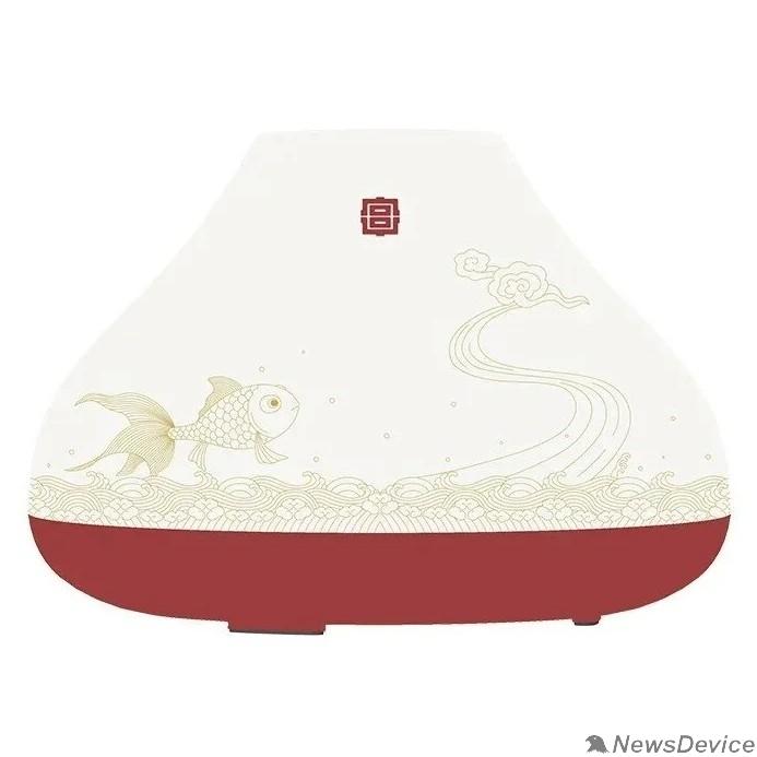 Увлажнитель Xiaomi (Mi) SOLOVE (H7 Forbidden City), красно-белый Увлажнитель-Ароматизатор портативный