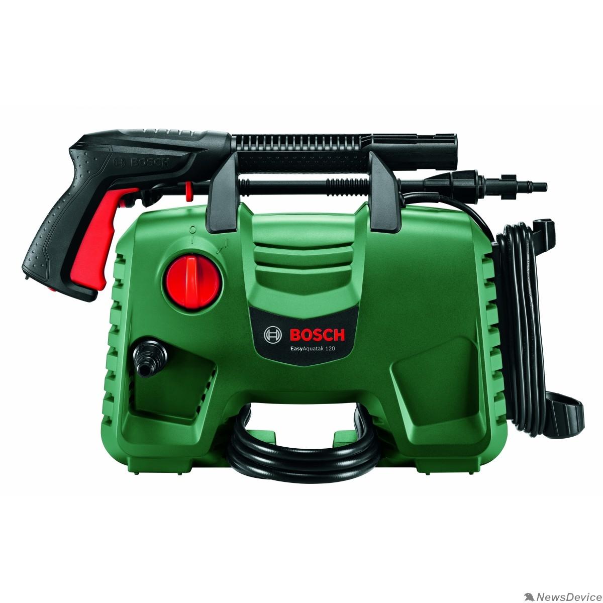 Мойки Bosch EasyAquatak 120 Мойка высокого давления 06008A7901  220-230 В, 120 бар, 350 л/час