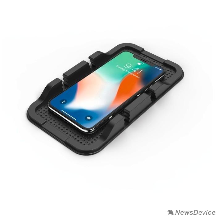 Держатель для мобильного устройства Hama Anti-Slip Pad Держатель черный для смартфонов (00183279)