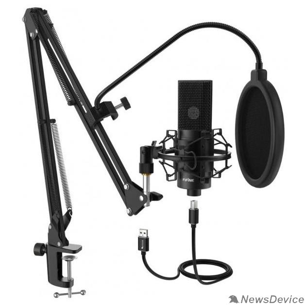 Микрофоны MAONO Микрофонный комплект FIFINE, K780