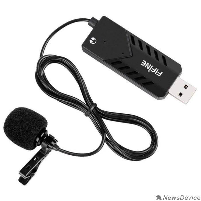 Микрофоны MAONO Микрофон петличный FIFINE, K053